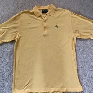 masters collection golf polo